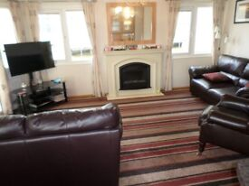 Fabulous Brentmere Lodge for sale at Percy Wood Country Park near Alnwick in Northumberland