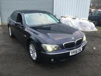 2006 BMW 730d top spec may swap