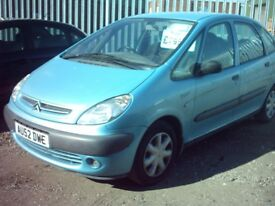 colchester piccaso 2.0 hdi , runs well , 1 nyrs mot 01206 397415