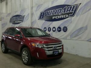 2014 Ford Edge Limited 301A 3.5L