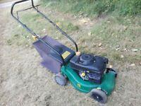 Petrol Lawnmower Serviced