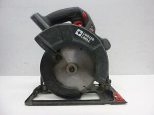 Porter Cable Circular Saw - We Buy And Sell Power Tools - 106805 - AL48404
