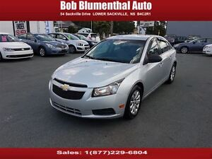 2011 Chevrolet Cruze Auto w/ New Tires ($52 weekly, 0 down, all-