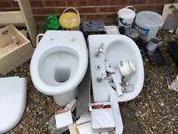 Bathroom sink. LooPann. Radiator