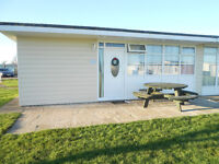 Cosy seaside chalet, Parkdean Resorts, Camber Sands, available short breaks/weekly for holidays