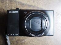 Nikon COOLPIX S8000 14.2MP digital camera