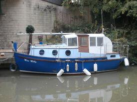 Cute Project Boat