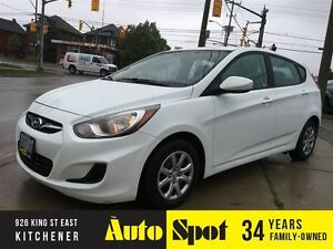 2014 Hyundai Accent GL/PRICED FOR AN IMMEDIATE SALE/ LOW, LOW KM