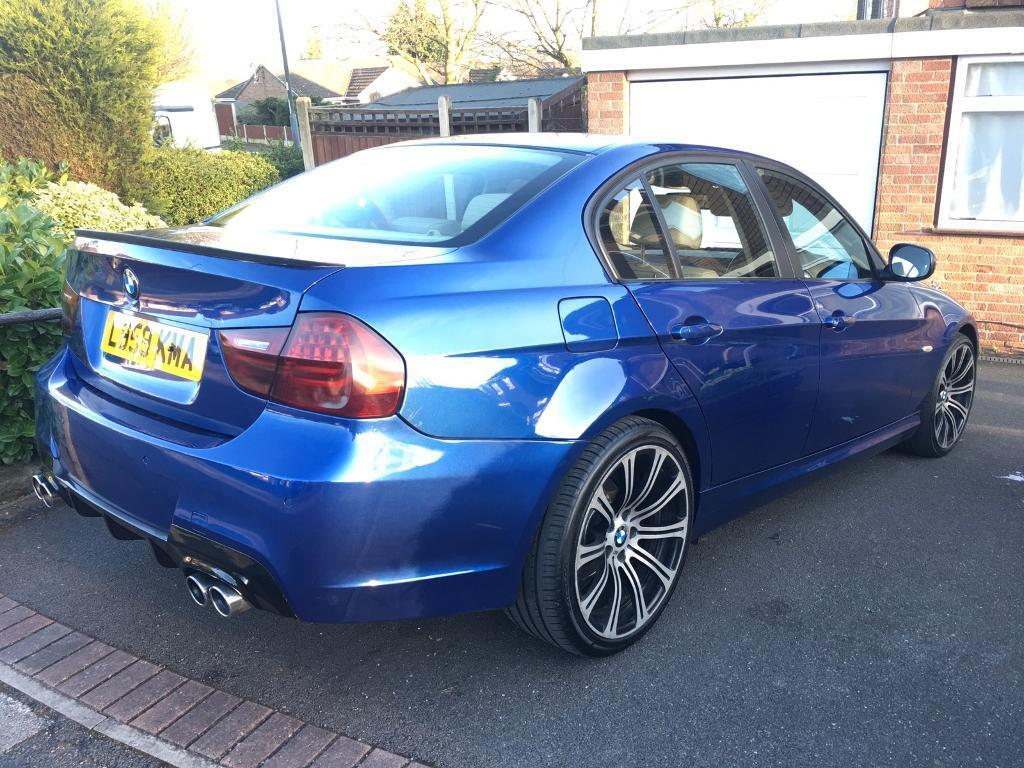 bmw 3 series e90 2 litre 4 door saloon m sport modified fsh in littleover derbyshire gumtree. Black Bedroom Furniture Sets. Home Design Ideas