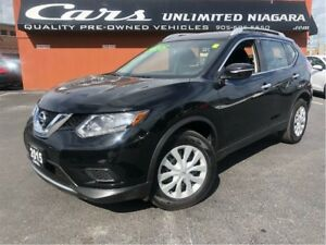 2015 Nissan Rogue S | AWD | CAMERA | HEATED EXTERIOR MIRRORS ...