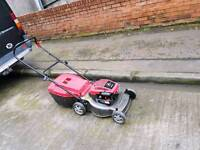 mountfield hp470 lawnmower