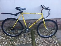 Muddy Fox Explorer, 80s, good condition vintage mountain bike