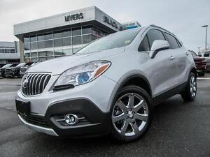 2016 Buick Encore AWD/NAVIGATION/DRIVER AWARENESS PACKAGE