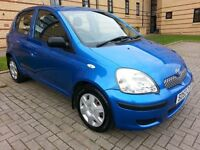 ★ FULL S. HIST ★ONLY 66,000 MILES ★ 2004 Toyota Yaris 5dr Hatch VVTi T3 ★Full Years MOT,2 Owners