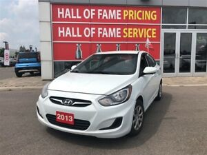 2013 Hyundai Accent L- M/t, A/C, power group