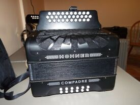Hohner Compadre BC C Sharp Tunning Accordion £290