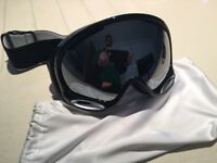 Oakley A Frame 2.0 Black Prizm ski googles