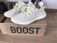 Adidas Yeezy Boost 350 V2 Butter SIZE 7.5 TRAINERS