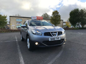 2010 Nissan Qashqai 1.5 dCi Acenta 2WD 5dr 1 OWNER FROM NEW. FSH