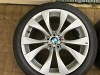 """BMW Alloys & Tyres 20"""" (OEM X5 with Dunlop's)"""