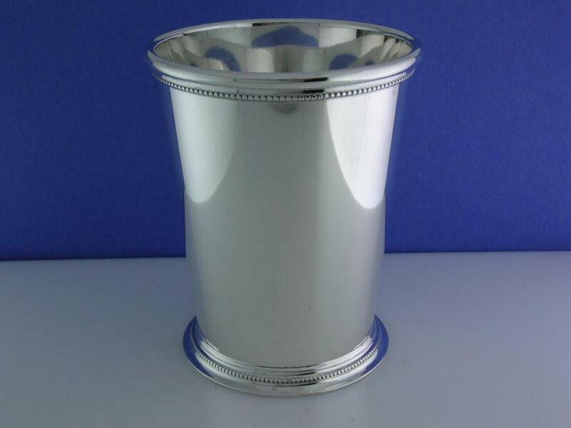 Sterling TIFFANY & CO Mint Julep Cup no.2940 ~no mono ~mint cond