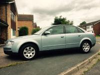 Audi A4 2007 Metallic Grey 2.0 SE TDi Diesel with low millage