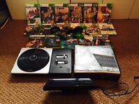 Xbox 360 modern warfare console