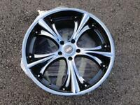 22inch Audi Q7 Alloy wheel single