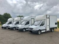 MERCEDES SPRINTER 313 CDI DIESEL 12FT 6 LUTON VANS 2011 11-REG *CHOICE OF 6* DRIVES EXCELLENT