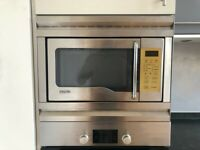 Baumatic - Built In Microwave Oven - Excellent Condition