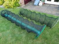 2 x keep nets and landing net
