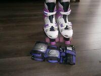 Adjustable Quad Skates - size 3-5