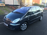 2004/54 PLATE*CITROEN XSARA PICASSO 1.8 DESIRE*82000 MILES*FULL SERVICE HISTORY*CAMBELT CHANGED*