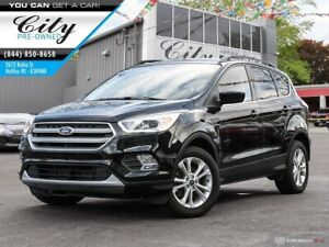 2017 Ford Escape SE LEATHER, ECO BOOST, AWD! LIKE NEW!