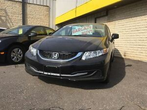 2013 Honda Civic DX (M5)