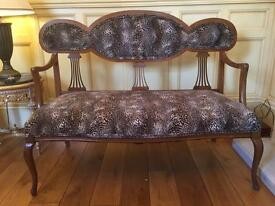 Edwardian ladies and gentlemens suite. Exceptional condition