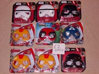 KIDS SWIMMING GOGGLES £2 EACH