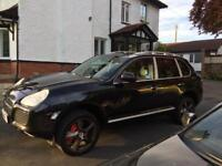 Porsche Cayenne turbo low mileage 82,000