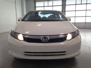 2012 Honda Civic LX| BLUETOOTH| CRUISE CONTROL| A/C| 93,659KMS Kitchener / Waterloo Kitchener Area image 8