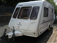 Compass Rallye Two Berth Touring Caravan