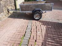 6x4 trailer in vary vary good condition