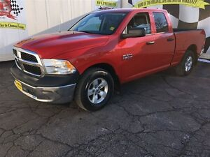 2013 Ram 1500 ST, Quad Cab, Automatic, RWD Only 30, 000km