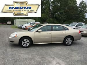 2010 Chevrolet Impala LT, AS TRADED, 3.5L, ALLY, PSEAT