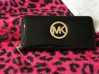 black michael kors Long Wallet/ Purse new uk