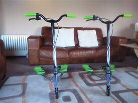 2 Evo scooters