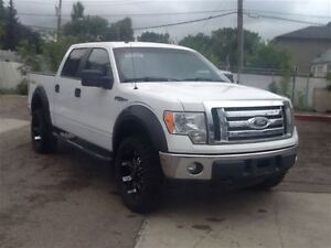 LIFTED 2012 Ford F-150 XLT *Apply, Get Approved, Drive Today!!*