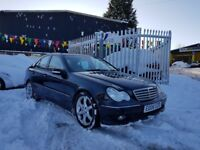 Mercedes-Benz C Class 1.8 C180 Kompressor Sport Edition**TOP SPEC**immaculate condition**MUST SEE**