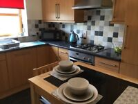 Bright Two Bedroom Groundfloor Flat in Dyce