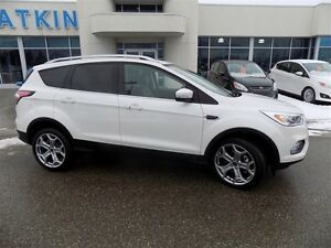 2017 Ford Escape Titanium AWD EcoBoost