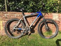 Trek Mountain bike Aluminium 4300 Rockshox front suspension